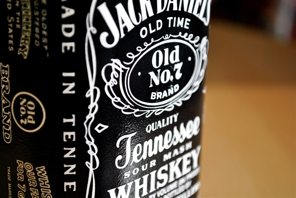 Jack Daniels. Never settle for less than the BEST!