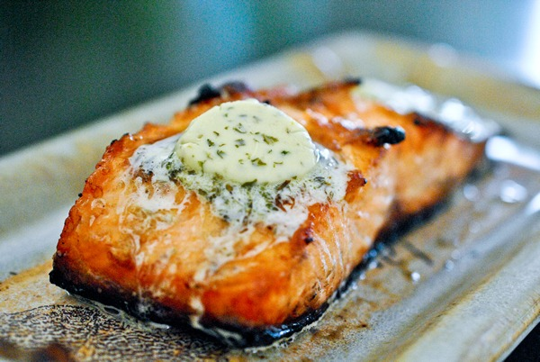 Cookbook Man Grilled Salmon