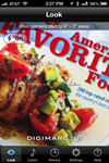 America's Favorite Food | Digimark App